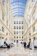 Barceló Hotel Group Co pobudí Brno v tobě? 2 noci v luxusním hotelu Barceló Brno Palace ***** pro dva, s volným vstupem do sauny a Brnopasem.