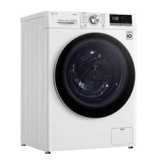 LG pračka F4WN708S1 + 10 let záruka na invertorový motor