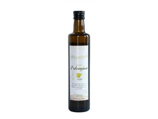 Lozano Červenka Panenský olivový olej Arbeguina 500ml