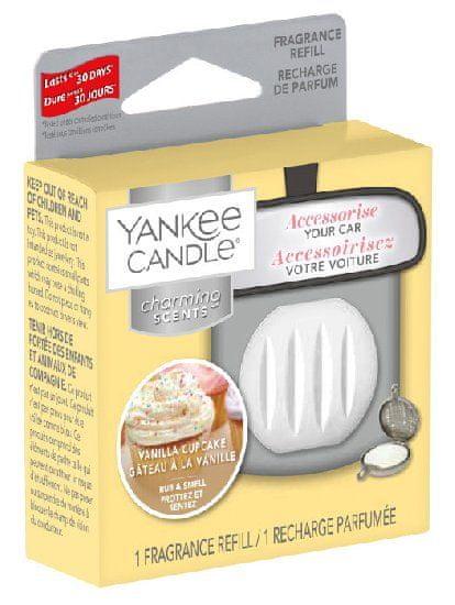 Yankee Candle náhradní náplň Charming Scents, vůně Vanilla Cupcake