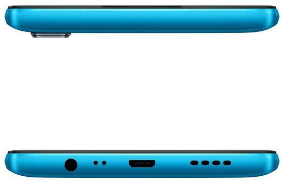 realme C3 pametni telefon, 3GB/64GB, Frozen Blue