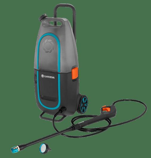 Gardena visokotlačni čistilec AquaClean Li 40/60 Set (9341-20)