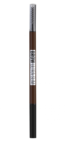 Maybelline New York Brow Ultra Slim svinčnik za obrvi, 03 Warm Brown