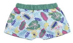 BABY born kopalne kratke hlače za lutko, motiv amazonskega deževnega gozda, 43 cm