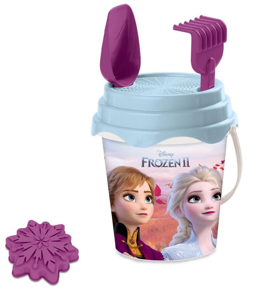 Mondo toys Plastová sada na písek Frozen 2