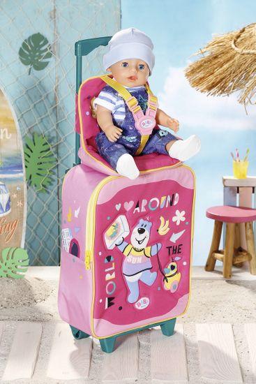 BABY born Walizka z siedziskiem dla lalek
