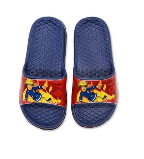 "SETINO Fiúk papucs ""Tűzoltó Sam"" - kék"