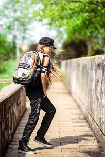 BAAGL Školský batoh Dara