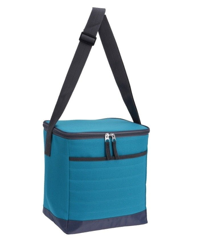 ProGarden Chladící taška skládací 15 l světle modrá