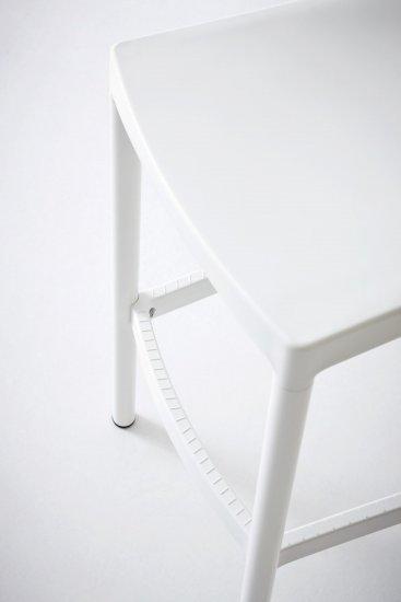 GABER Barová židle PANAMA B - vysoká, béžová