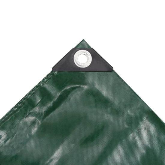 shumee Plandeka 650 g/m², 4 x 7 m, zielona