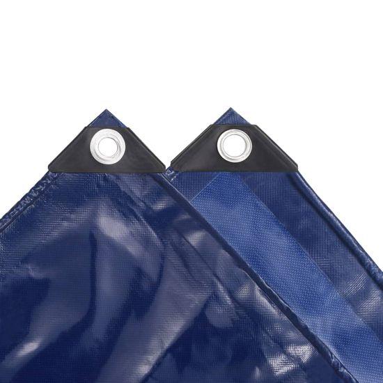shumee kék takaróponyva 650 g/m² 3 x 3 m