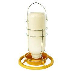 Kiki Napájačka s plastovou fľašou pre vtáctvo 1,1l