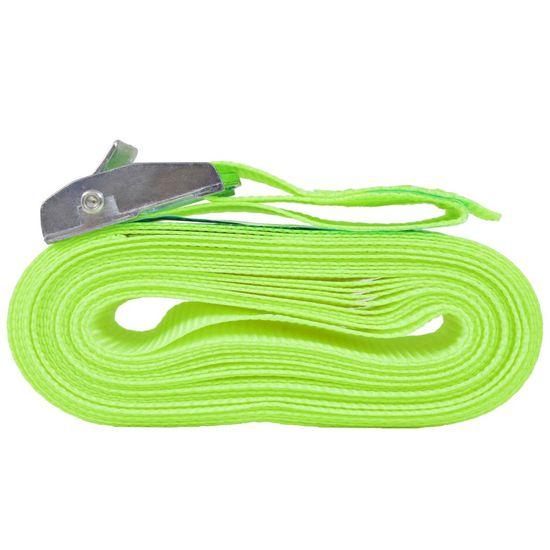 Greatstore Trakovi 10 kosov 0,25 tone 5mx25mm fluorescentno zeleni