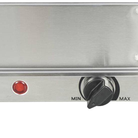 shumee Bufetový ohřívač nerezová ocel 200 W 2 x 1,5 l