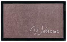 Protiskluzová rohožka Mujkoberec Original 104505 Brown 45x75