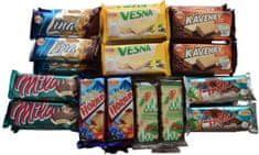 Sedita balíček 42ks oblíbených sušenek