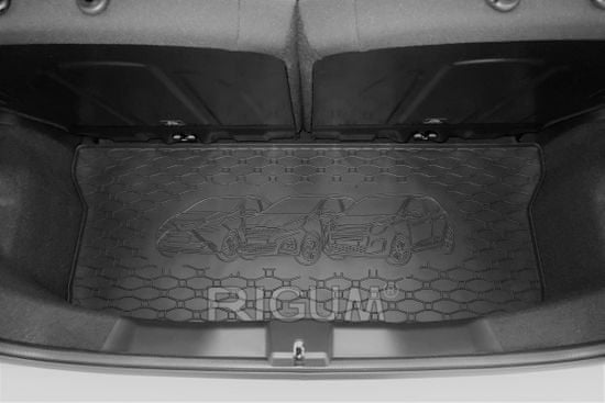 Rigum Gumová vana do kufru Citroen C1 2014-