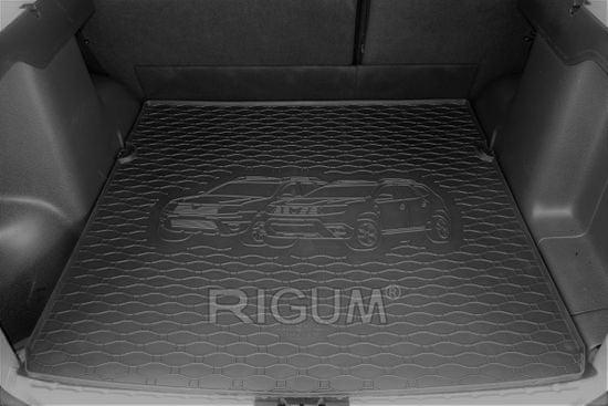Rigum Gumi csomagtértálca Dacia DUSTER 4x4 2018-