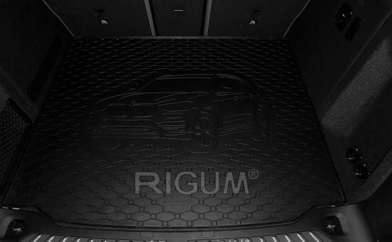 Rigum Gumowa mata do bagażnika BMW X3 2018-