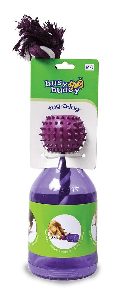 Busy Buddy Tug-a-Jug M-L