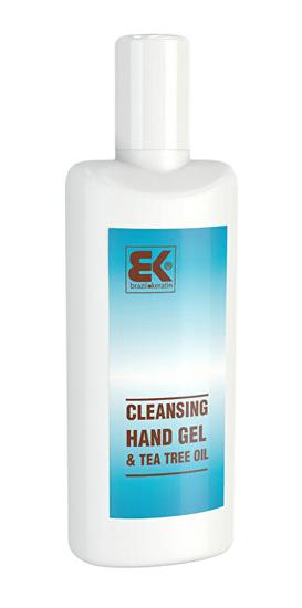 Brazil Keratin Bezoplachový hygienický gel na ruce Tea Tree Oil (Cleansing Hand Gel)