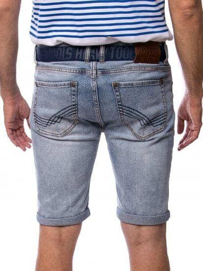 Heavy Tools Moške kratke hlače Wide 20 blede E5S20408FD