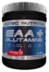 Scitec Nutrition EAA + Glutamine 300g růžová limonáda