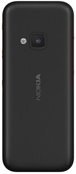 Nokia 5310, Black/red - rozbaleno