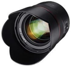 Samyang 75 mm F1,8 AF a Sony FE számára