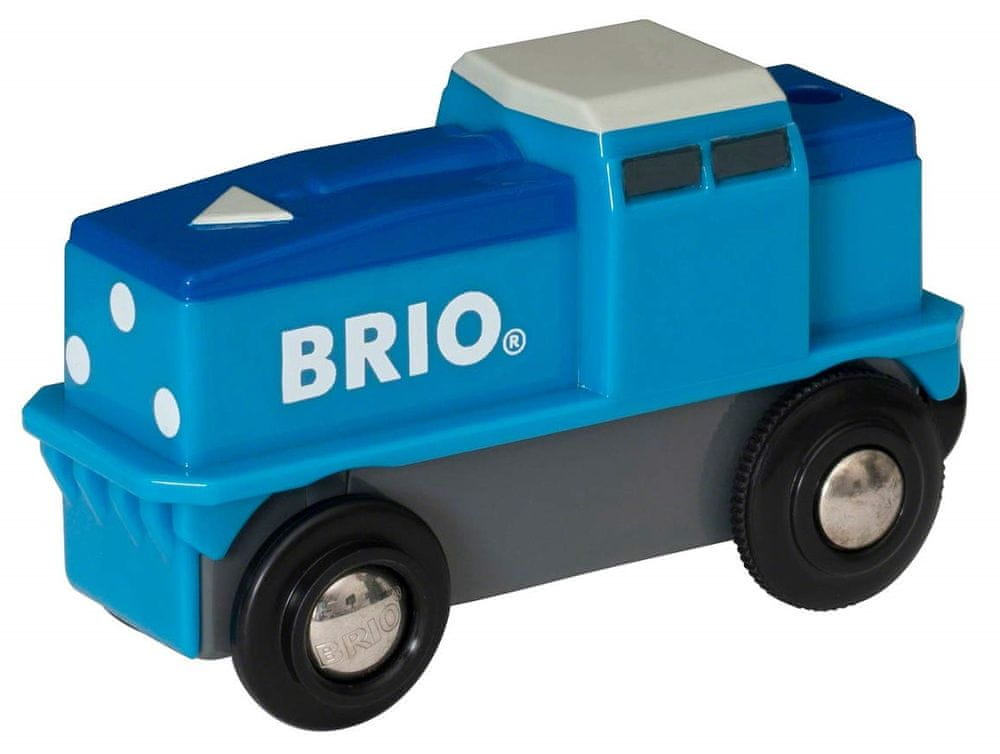 Brio WORLD 33130 Nákladní lokomotiva na baterie