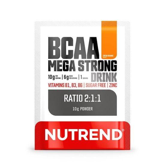 Nutrend BCAA Mega Strong Drink (2:1:1) 10g
