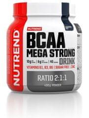 Nutrend BCAA Mega Strong Drink (2:1:1) 400g černý rybíz