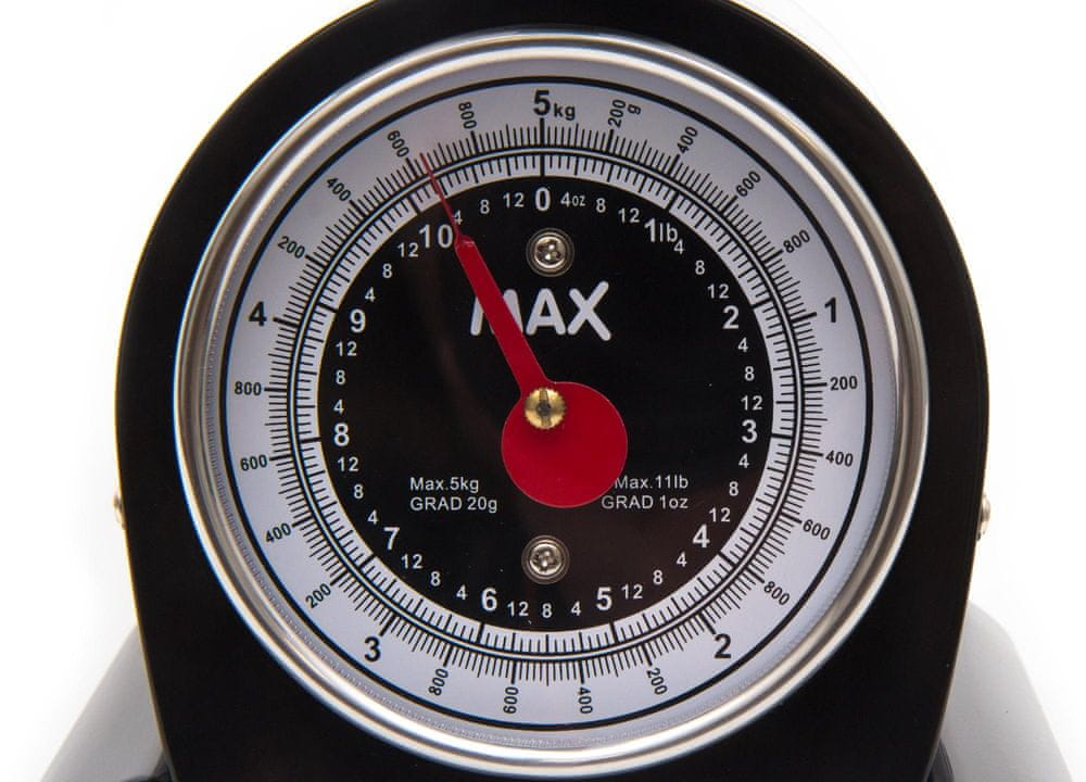 MAX Mechanická kuchyňská váha (MMS1505B)