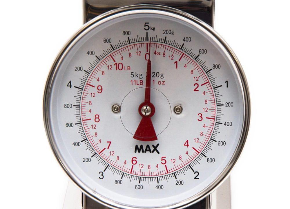 MAX Mechanická kuchyňská váha (MMS1605S)