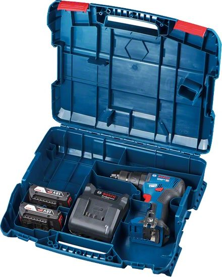 BOSCH Professional GSB 18V-50 Akumulatorowa wiertarko-wkrętarka udarowa (0.601.9H5.100)