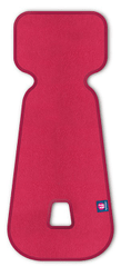 Petite&Mars vložek za avtosedež 3D Aero 0–13 kg, roza
