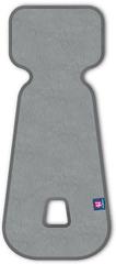 Petite&Mars vložek za avtosedež 3D Aero 0–13 kg, svetlo siv