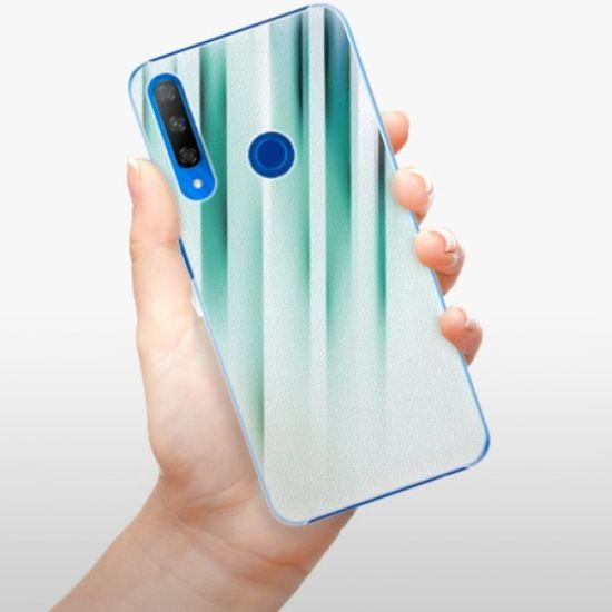 iSaprio Stripes of Glass műanyag tok Huawei Honor 9X