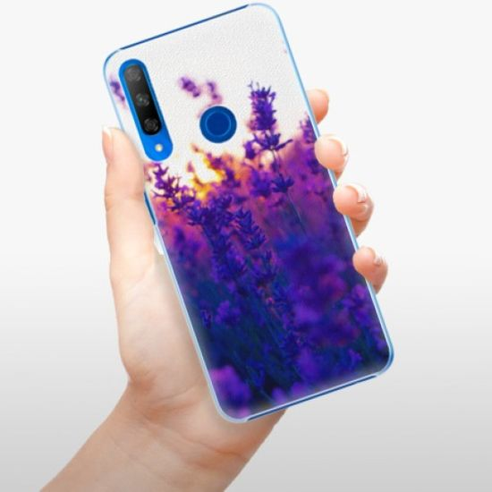 iSaprio Plastikowa obudowa - Lavender Field na Huawei Honor 9X
