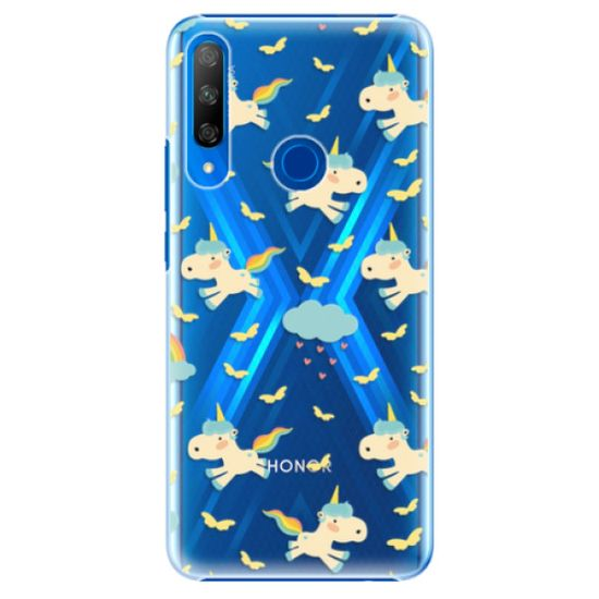 iSaprio Unicorn pattern 01 műanyag tok Huawei Honor 9X