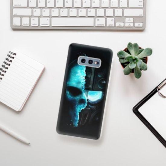 iSaprio Silikonowe etui - Roboskull na SAMSUNG GALAXY S10E
