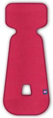 Petite&Mars vložek za avtosedež 3D Aero 9–18 kg, roza