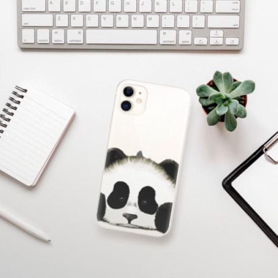 iSaprio Silikónové puzdro - Sad Panda pre Xiaomi Mi 11