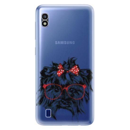 iSaprio Silikonowe etui - Dog 03 na Samsung Galaxy A10