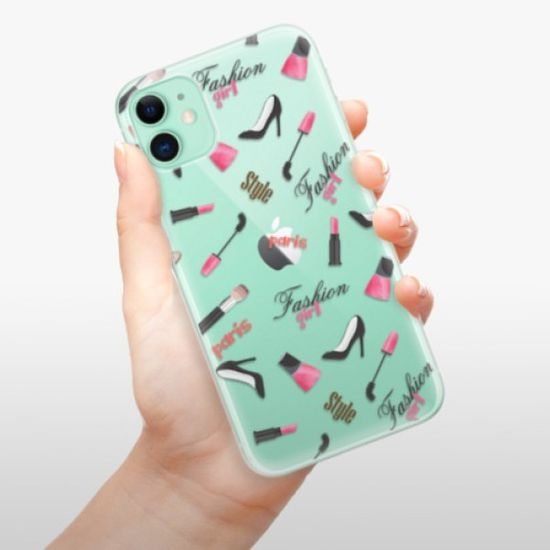 iSaprio Silikonowe etui - Fashion pattern 01 na Apple iPhone 11