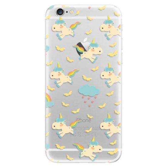 iSaprio Silikonowe etui - Unicorn pattern 01 na Apple iPhone 6