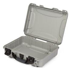 Nanuk Odolný kufr model 910 - stříbrný