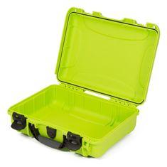 Nanuk Odolný kufr model 910 - limetkový