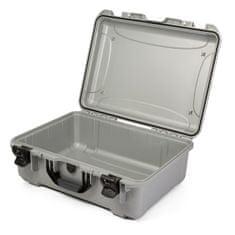 Nanuk Odolný kufr model 940 - stříbrný